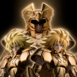 p-Bandai HK Saint Seiya Myth Cloth EX Gemini Saga Kanon -Original Color Edition-