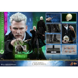 Hot Toys Fantastic Beasts: The Crimes of Grindelwald 1/6 Scale Gellert Grindelwald Special Edition