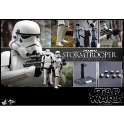 Hot Toys Star Wars 1/6 Scale Stormtrooper Regular Version