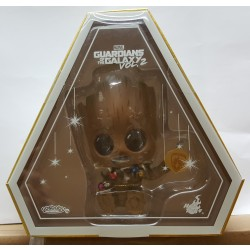Hot Toys 2017 VIP Cosbaby Guardians of the Galaxy Vol. 2 Mini Groot