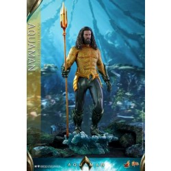 Hot Toys Aquaman 1/6 Scale Aquaman
