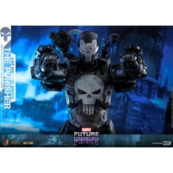 Hot Toys Marvel Future Fight  1/6 Scale diecast The Punisher (War Machine Armor)