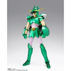 Bandai Saint Seiya Myth Cloth Dragon Shiryu Early Bronze Cloth Revival Ver.