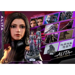 Hot Toys Alita: Battle Angel 1/6 Scale Alita