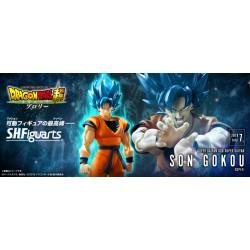 Bandai S.H.Figuarts Super Saiyan God Super Saiyan Son Goku -Super-