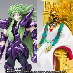 p-Bandai Japan Saint Seiya Myth Cloth EX Aries Shion (Surplice) & The Pope Set Japan version