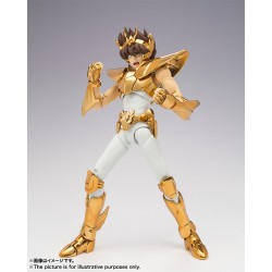 Saint Seiya Myth Cloth EX Pegasus Seiya (New Bronze Cloth) -Masami Kurumada 40th Anniversary Edition- Japan version (box dented)