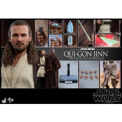 Hot Toys Star Wars: Episode I - The Phantom Menace 1/6 Sale Qui-Gon Jinn
