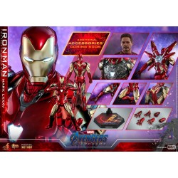Hot Toys Avengers: Endgame 1/6 diecast Iron Man Mark LXXXV  (85)