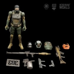 Ori Toys Acid Rain World 1/18 Eos Raider